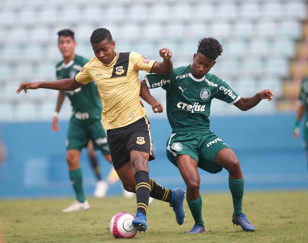 Fernando Roberto/Agência Futpress_O Verdão goleou o São Bernardo FC na 4ª rodada