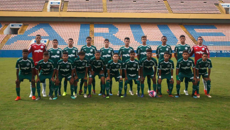Fernando Roberto/Agência Futpress_O Sub-16 palmeirense está invicto na II Copa Internacional LNTS