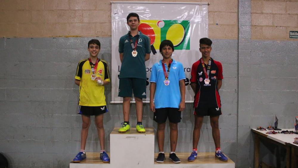 Divulgação _ Diego foi campeão pela segunda vez de uma etapa da competição