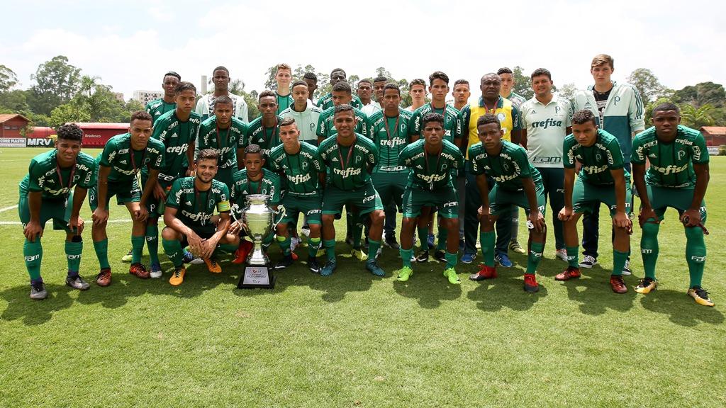 Fabio Menotti/Ag Palmeiras/Divulgação_O Alviverde teve a melhor campanha da primeira fase da competição
