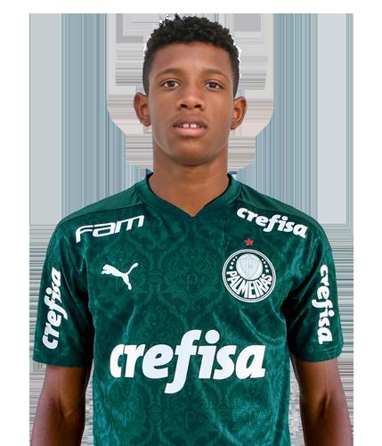 Jogador Palmeiras