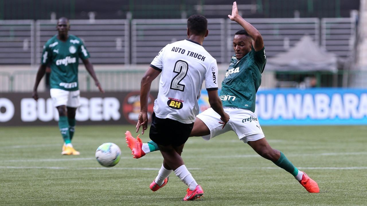 Palmeiras sofre revés para o Atlético-MG no Brasileiro Sub-20 – Palmeiras