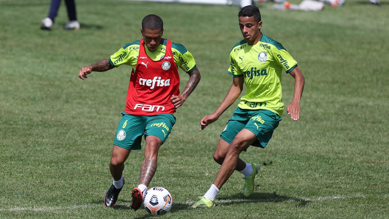 Após vice da Recopa, Palmeiras inicia preparação para o clássico com o São Paulo