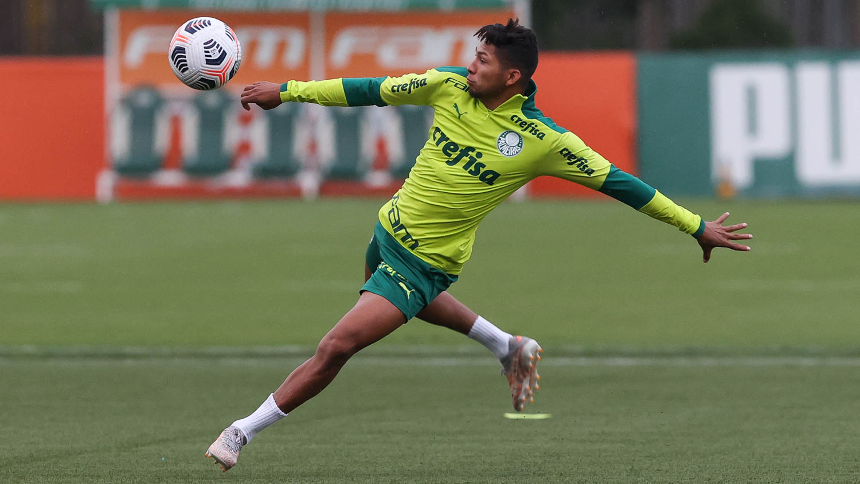 Libertadores: Palmeiras ensaia movimentações para o jogo de hoje a noite