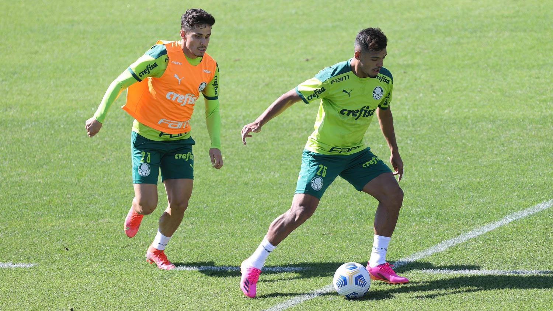 Com desfalques, Palmeiras inicia preparação para duelo contra o Juventude; veja provável escalação