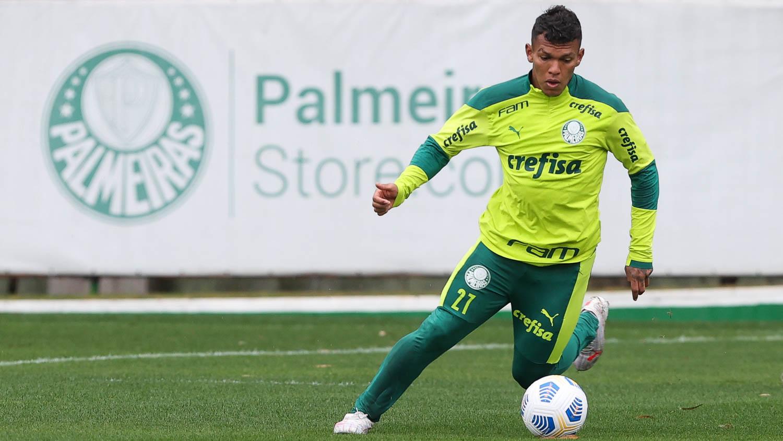 """""""Foi como estrear de novo"""", Veron celebra retorno ao Palmeiras após recuperação"""